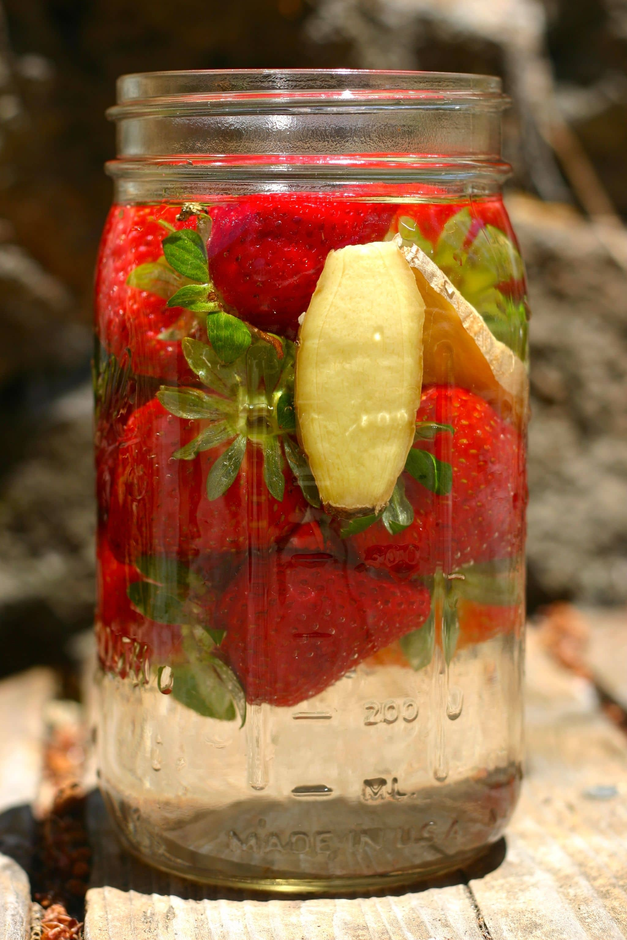 Water Infusions for Hot Summer Days
