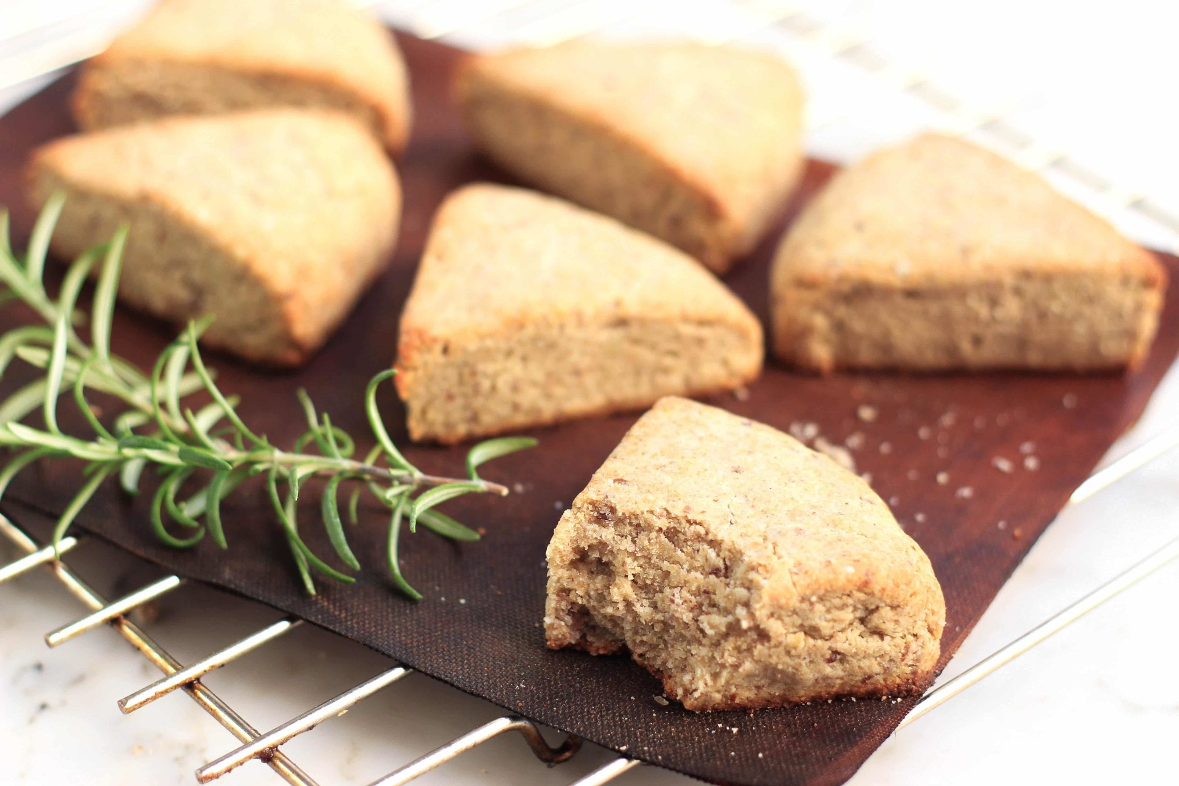 Gluten-Free Buckwheat Scones Recipe