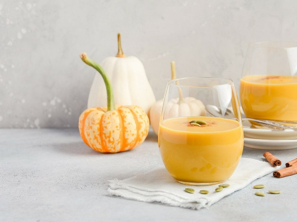 Nourishing Pumpkin Smoothie