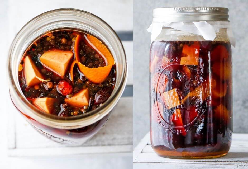 Tips for Making Immune Boosting Winter Syrup