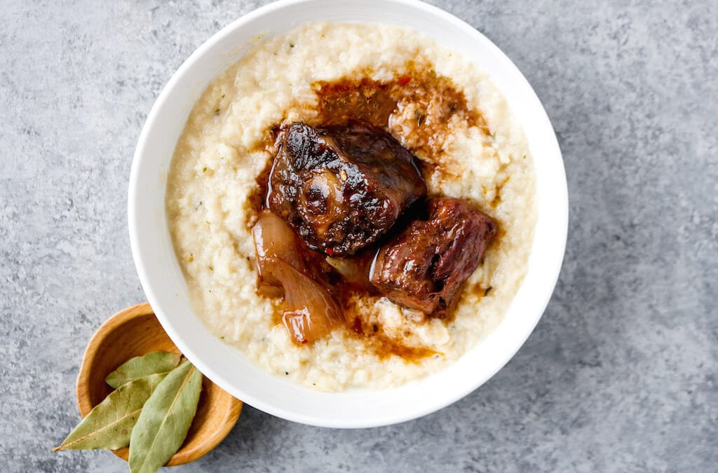 Smoky Jamaican-Inspired Oxtail Stew