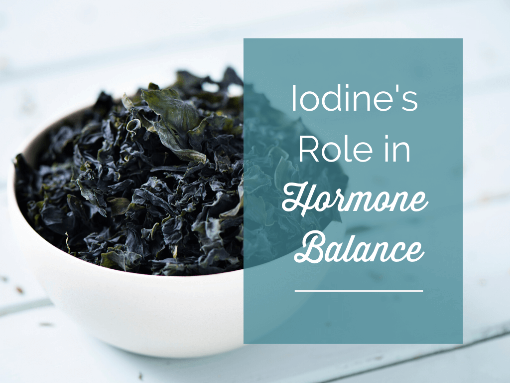 My team and I wrote this article to address this misunderstood trace mineral. On one hand, so many women are deficient in iodine which is key in our breast and brain health. On the other hand, some people should not use it at all.