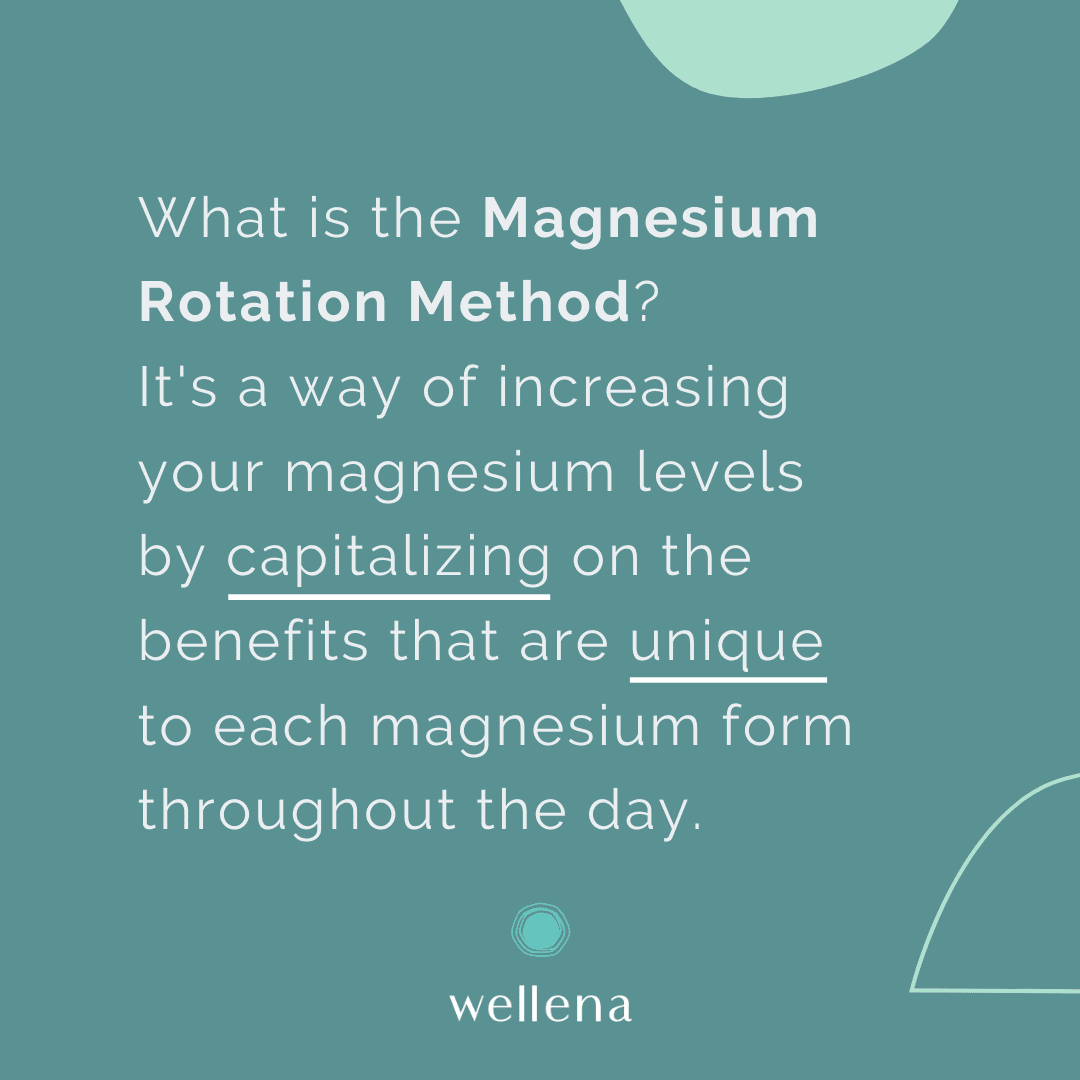 What is the Magnesium Rotation Method?