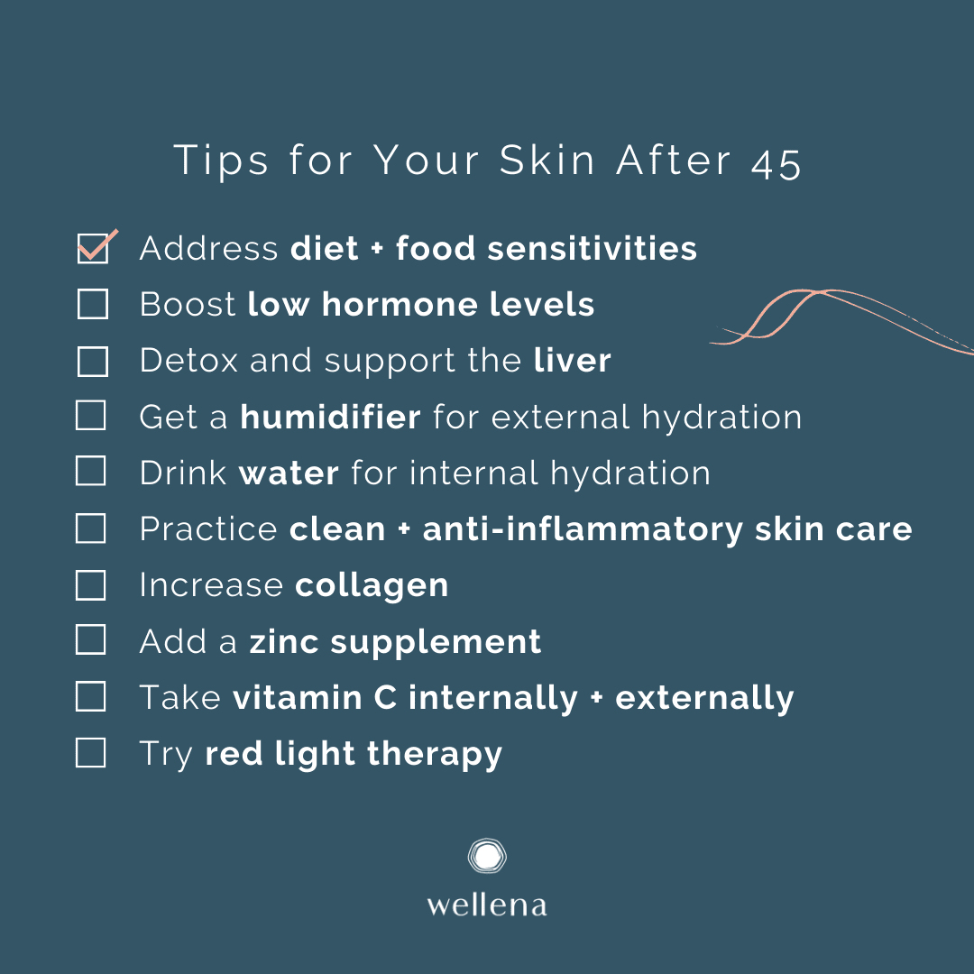 With these strategies in practice, you can look forward to aging beautifully and gracefully, keeping in mind that those smile lines are there to remind you of a life well lived.