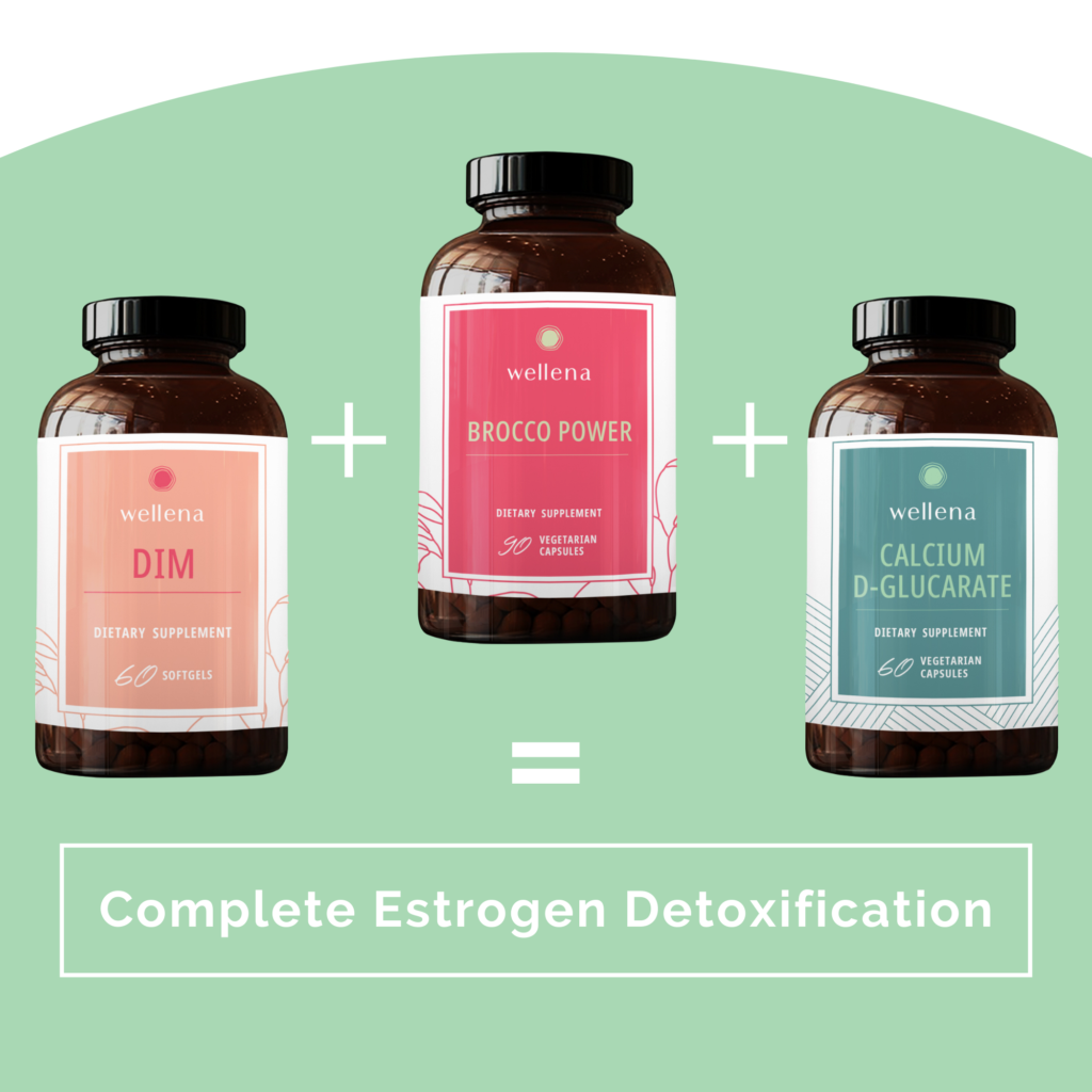 Complete Estrogen Detoxification